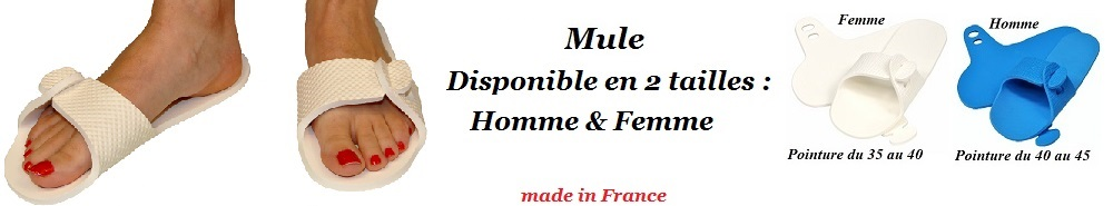 Mule spa made in france