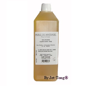 Huile de massage orange-cannelle